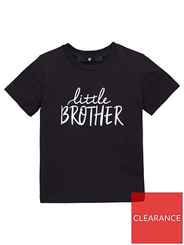 v-by-very-boys-little-brother-short-sleeve-t-shirt-charcoal
