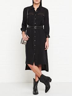 allsaints-esther-leather-pocket-shirt-dress-black