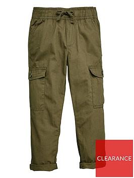 v-by-very-boys-cargo-trousers-khaki