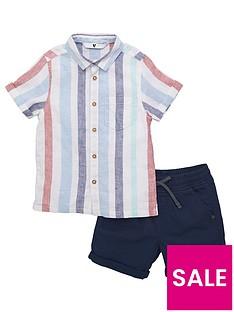 v-by-very-boys-striped-shirt-and-chino-shorts-set-multi