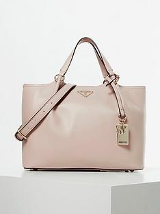 guess-tangey-carryall-crossbody-bag-pink