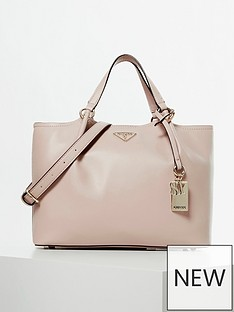 guess-tangey-carryall-crossbody-bag-pink