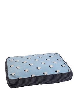 zoon-counting-sheep-gusset-pet-mattress-large