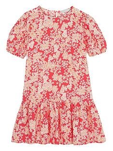 mintie-by-mint-velvet-girls-millie-floral-woven-short-sleeve-dress-multi