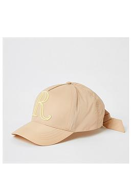 river-island-girls-embroidered-cap-pink