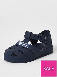 river-island-mini-boys-jelly-sandals-navy
