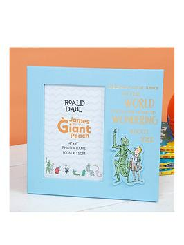 roald-dahl-james-the-giant-peach-photo-frame