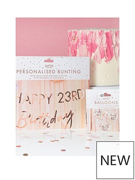 ginger-ray-40th-birthday-party-bundle-balloons-and-bunting