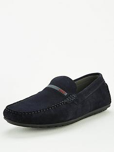 hugo-dandy-moccasin-suede-loafers
