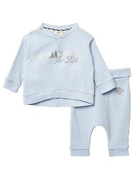 river-island-baby-boys-waffle-tshirt-and-legging-set-pink