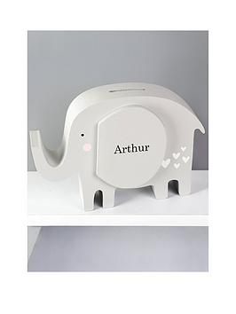 the-personalised-memento-company-personalised-elephant-money-box