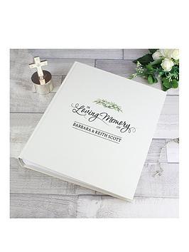 personalised-in-loving-memory-photo-album