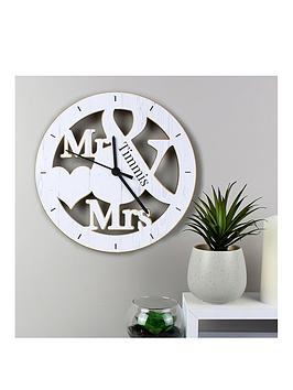 the-personalised-memento-company-personalised-mr-amp-mrs-clock