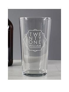 personalised-birthday-pint-glass