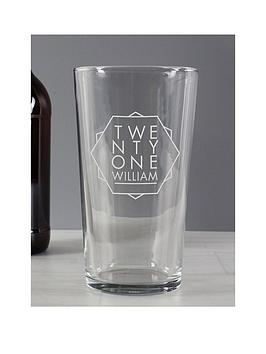 personalised-birthday-pint-glass