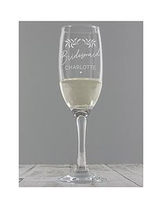 personalised-wedding-botanical-flute-glass