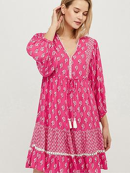 monsoon-daisy-printed-dress-pink