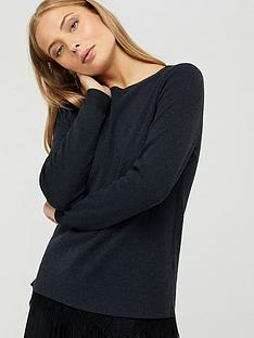 monsoon-keira-recycled-polyester-jumper-grey