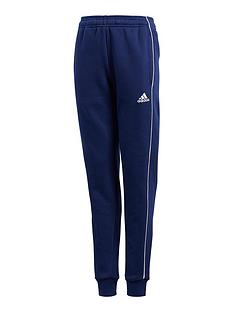 adidas-youth-core-18-sweat-hooded-tracksuit-bottoms-navy