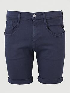 replay-slim-fit-hyperflex-bermuda-shorts