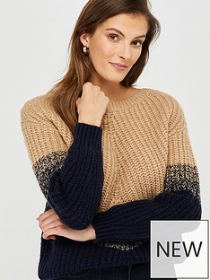 monsoon-talia-chevron-jumper