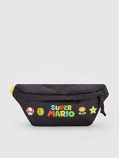 levis-super-mario-banana-sling-bag-black