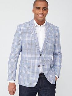 skopes-tailored-cataldi-jacket-bluestone-check