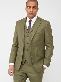 skopes-tailored-moonen-jacket-olive-check