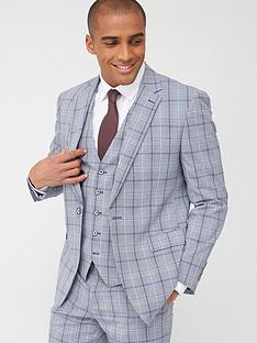 skopes-tailored-stark-jacket-greyblue-check