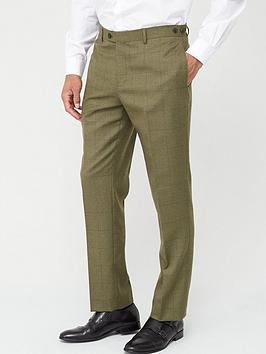 skopes-tailored-moonen-trousers-olive-check