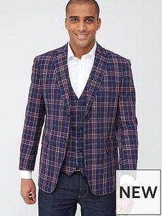 skopes-tailored-perin-jacket-navyred-check