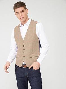 skopes-standard-wishart-waistcoat-sage-check