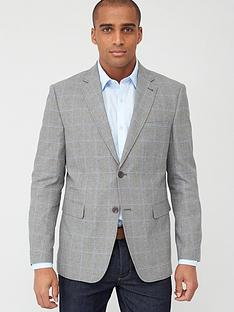 skopes-tailored-lazzari-jacket-sageblue-check