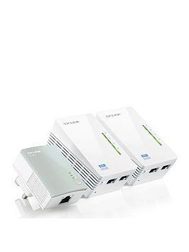 tp-link-av600-100mbps-powerline-universal-wi-fi-range-extender-3-pack