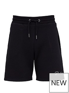 river-island-black-short
