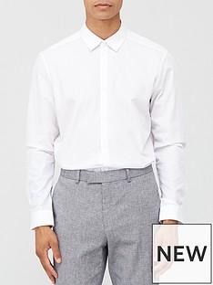 very-man-long-sleeved-easycare-shirt-whitenbsp