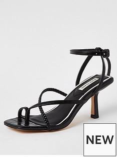 river-island-river-island-mid-heel-strappy-sandals-black