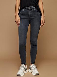 topshop-jamie-jeans-grey