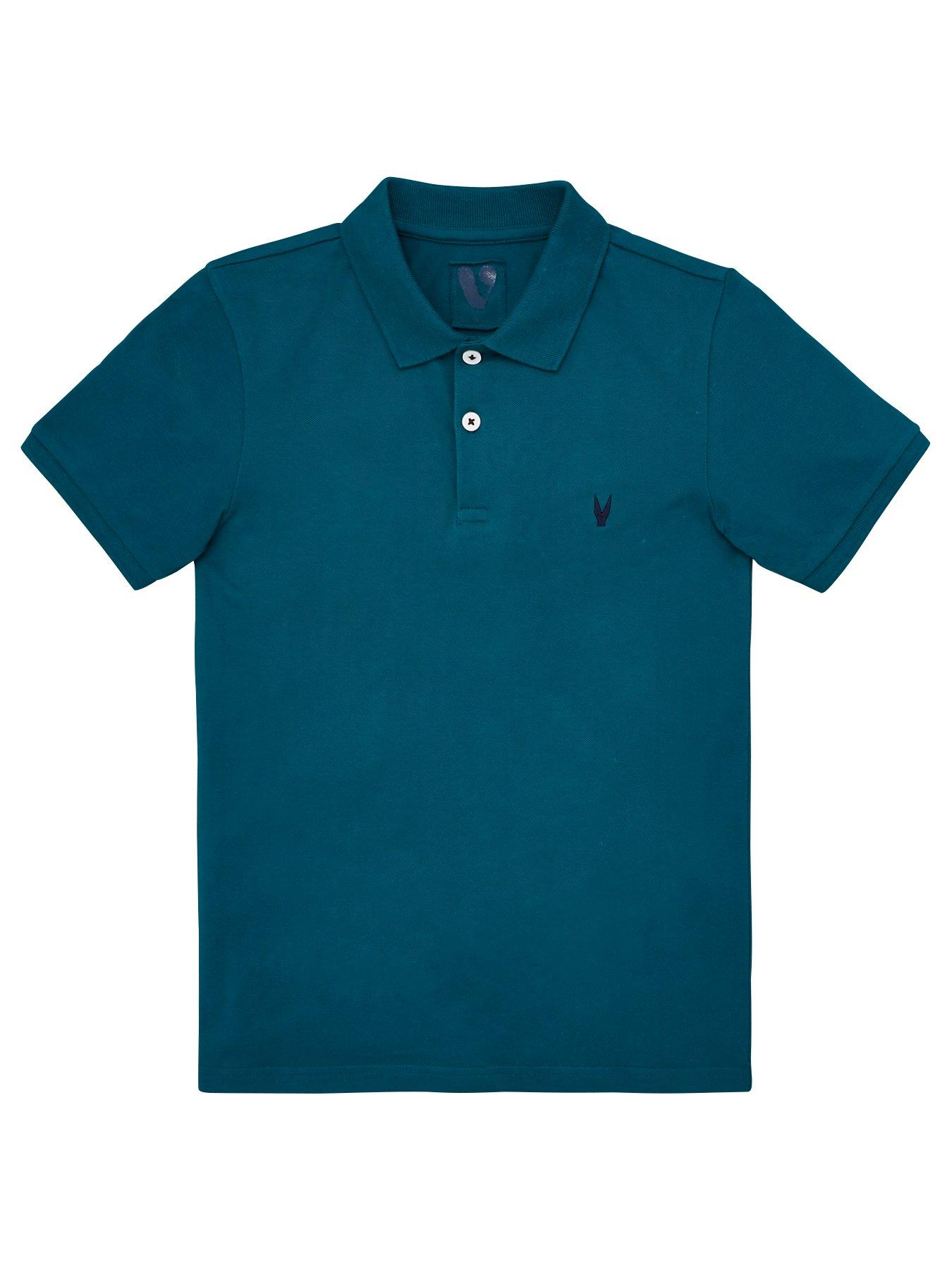 New Boys Short Sleeve Polo T Shirts Striped Tops Age 18 months to 14 years