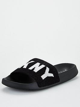 dkny-zax-logo-slides-black