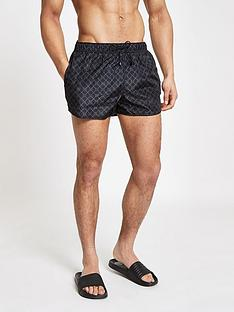 river-island-runner-swim-shorts