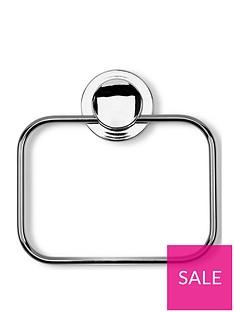 croydex-stick-lsquonrsquo-lock-2-towel-ring