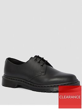 dr-martens-1461-mono-3-eyelet-flat-shoe-black