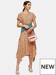 topshop-mixed-floral-hanky-hem-midi-dress-multi
