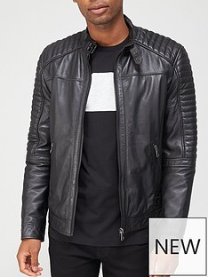 very-man-leather-biker-jacket-black