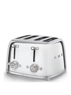 smeg-50s-4-slice-toaster-stainless-steel