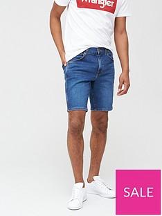 wrangler-5-pocket-denim-shorts-mid-blue