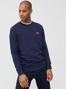 wrangler-sign-off-logo-sweatshirt-navy