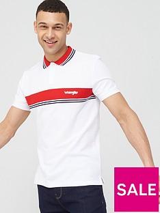 wrangler-colour-block-stripe-polo-shirt-white