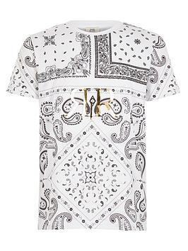 river-island-boys-paisley-embossed-t-shirt